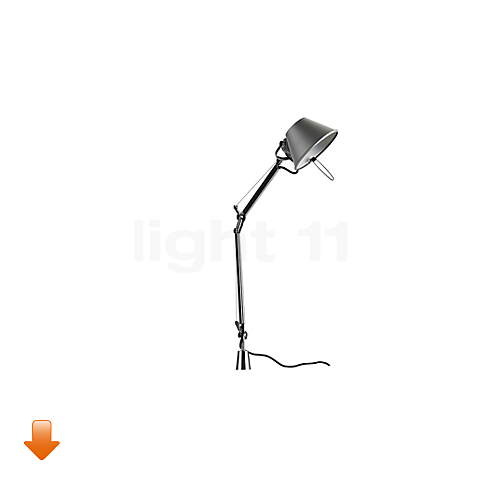 Artemide Tolomeo Micro LED mit Schraubbefestigung
