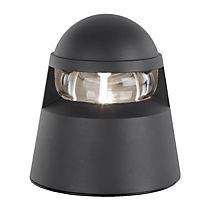 Bega 88730 - bollard light Halo 180°