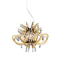 Slamp Lillibet Chandelier Special Edition metallic