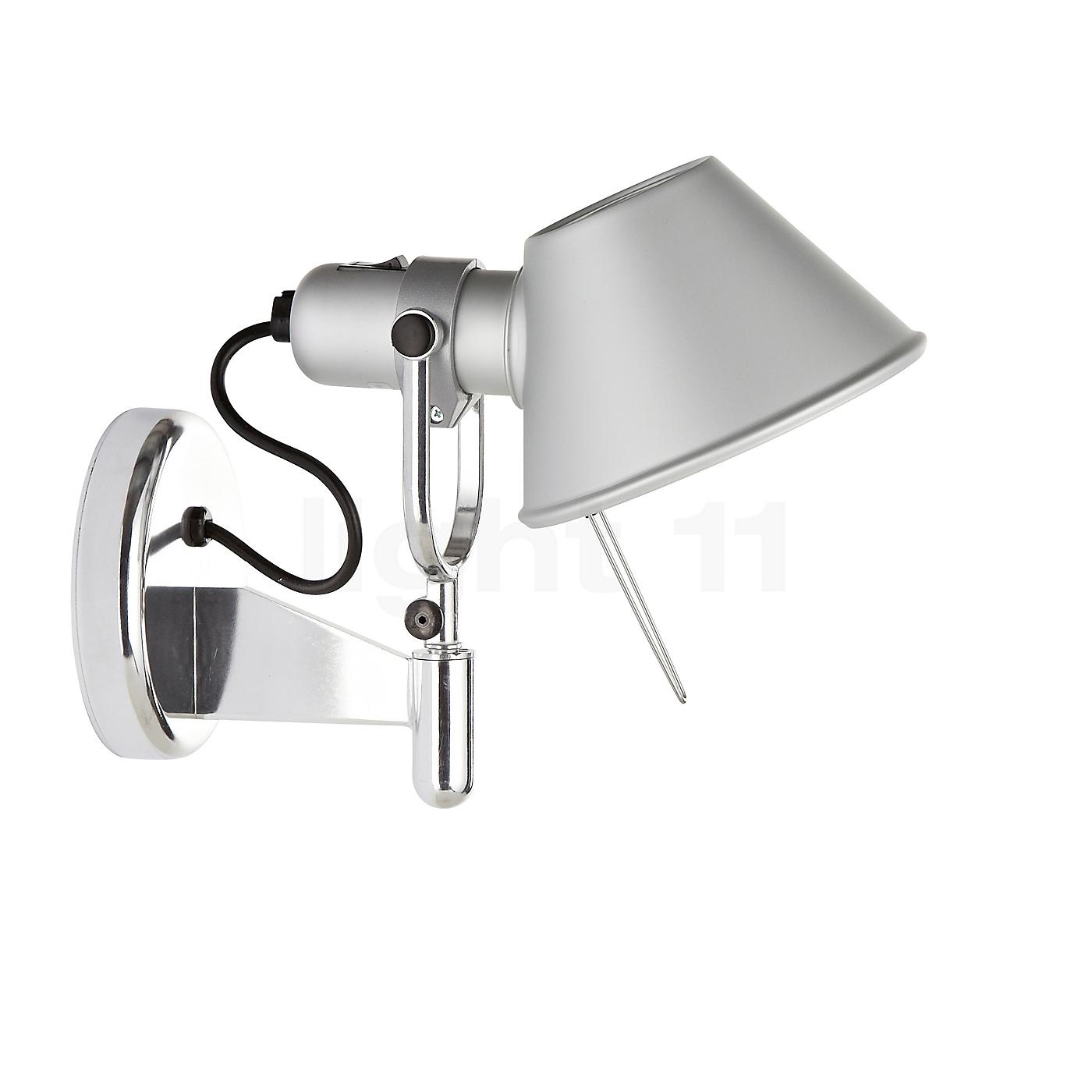 artemide tolomeo faretto wandlampen lampen verlichting. Black Bedroom Furniture Sets. Home Design Ideas