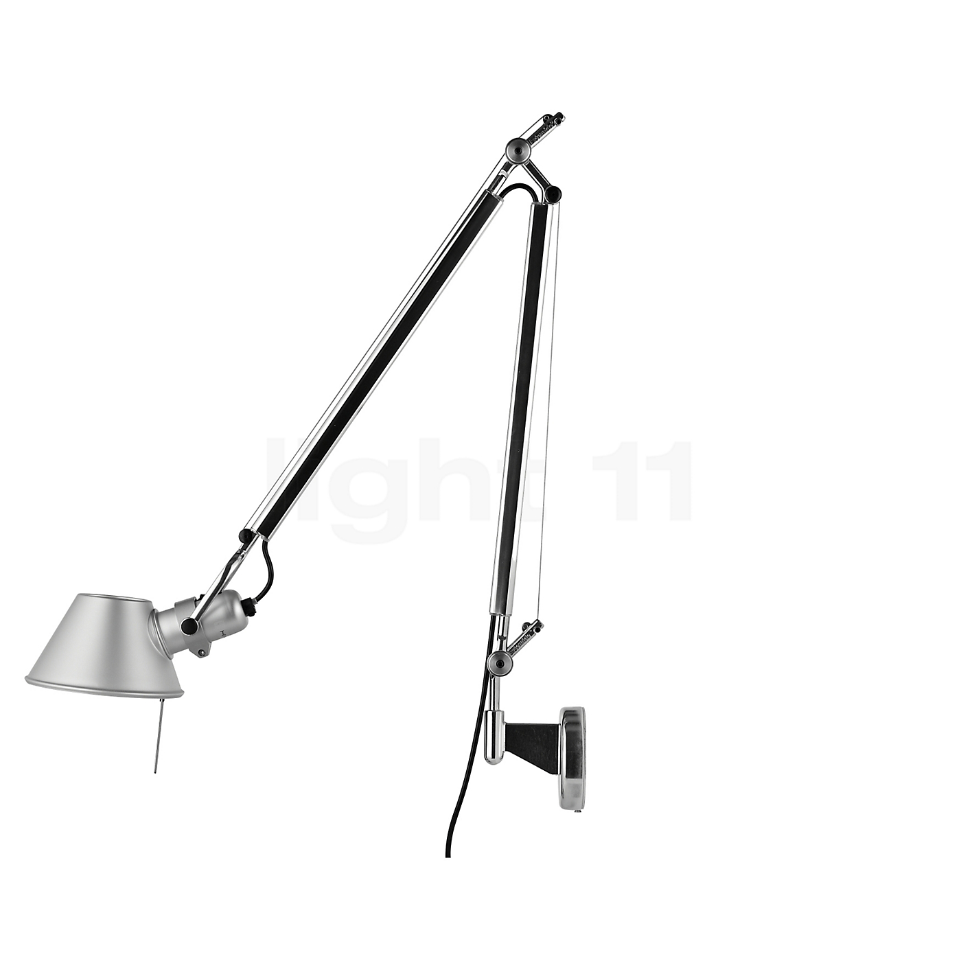 artemide tolomeo parete v glamper k be p. Black Bedroom Furniture Sets. Home Design Ideas