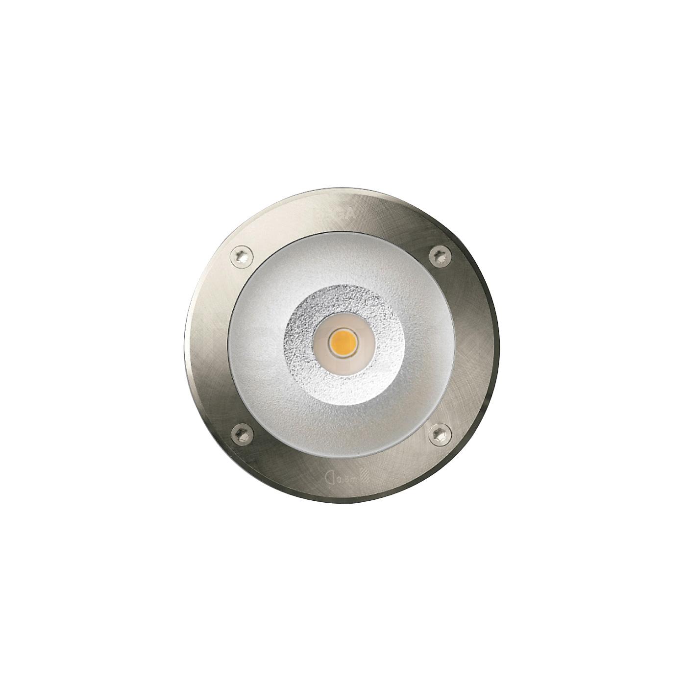 bega 77010 in ground luminaire led floor lights buy at. Black Bedroom Furniture Sets. Home Design Ideas