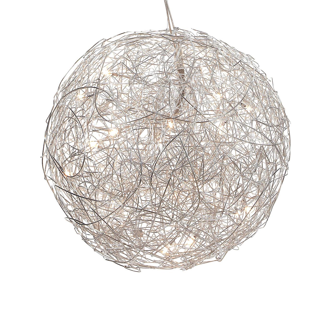 catellani smith fil de fer sospensione commutable suspensions lampes luminaires. Black Bedroom Furniture Sets. Home Design Ideas
