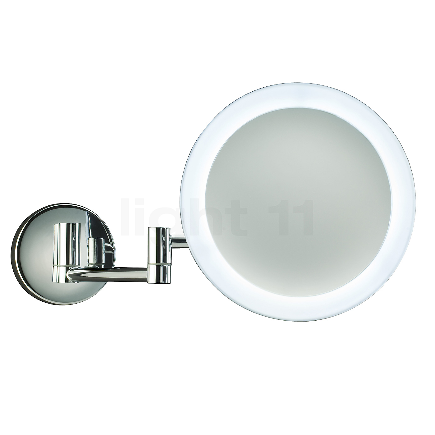 Decor walther bs 60 wand make up spiegel wandlamp kopen op light11 nl