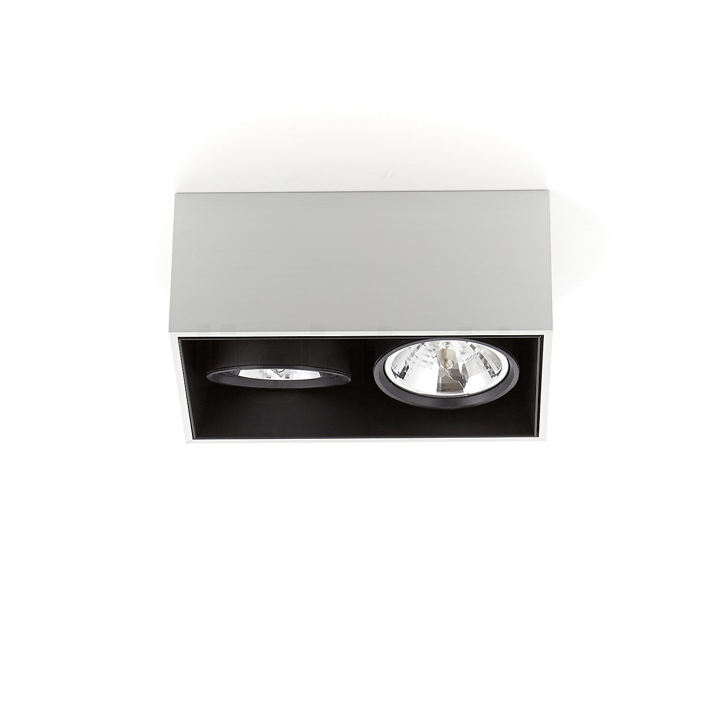 flos compass box 2 h135 qr111 loftslamper lamper. Black Bedroom Furniture Sets. Home Design Ideas