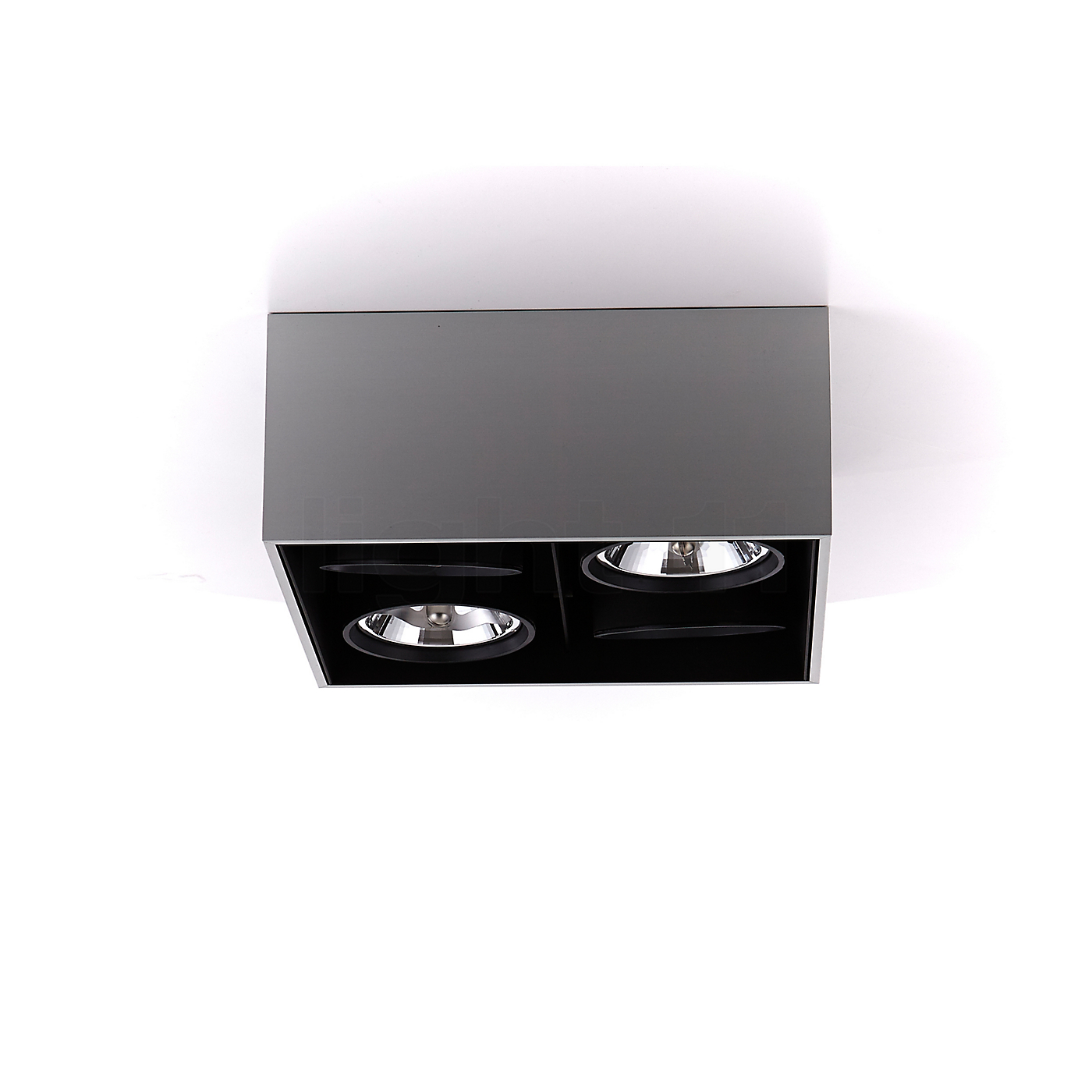 flos compass box square h135 qr111 ceiling lights. Black Bedroom Furniture Sets. Home Design Ideas