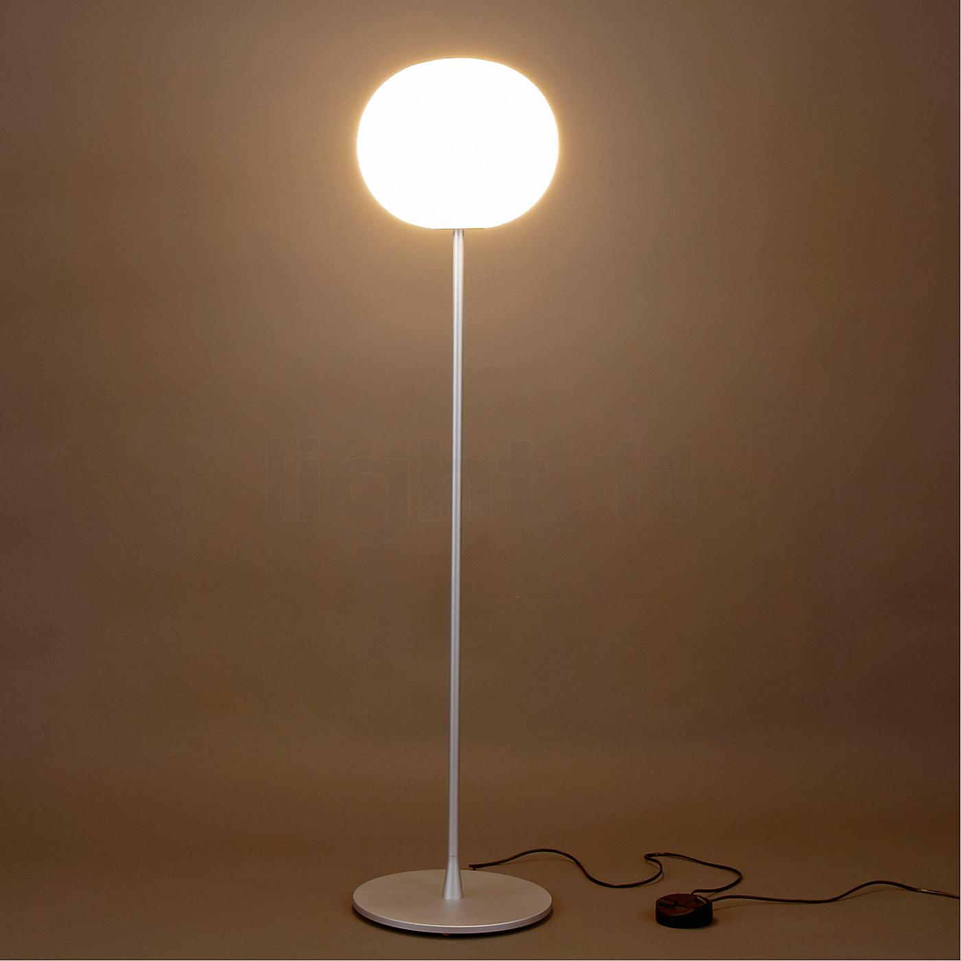 Flos glo ball f3 stehleuchte kaufen bei for Flos illuminazione