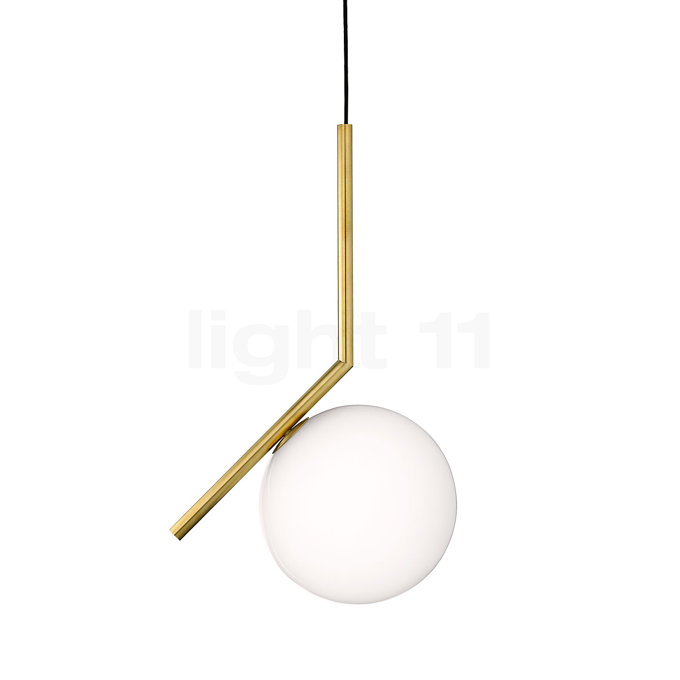 flos ic lights s2 pendant lights lamps lights. Black Bedroom Furniture Sets. Home Design Ideas