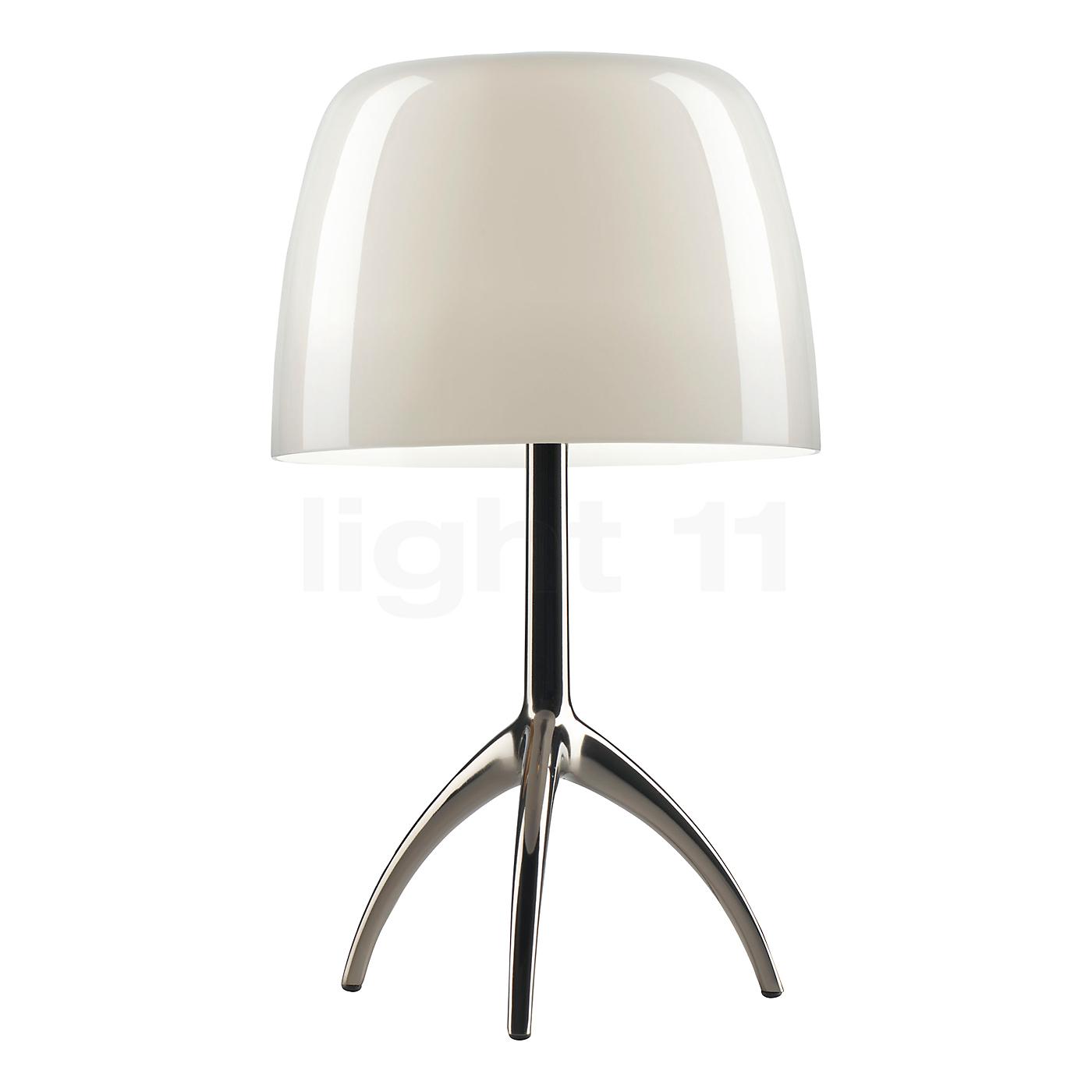 foscarini lumiere tavolo piccola g9 mit schalter tischleuchte kaufen bei. Black Bedroom Furniture Sets. Home Design Ideas