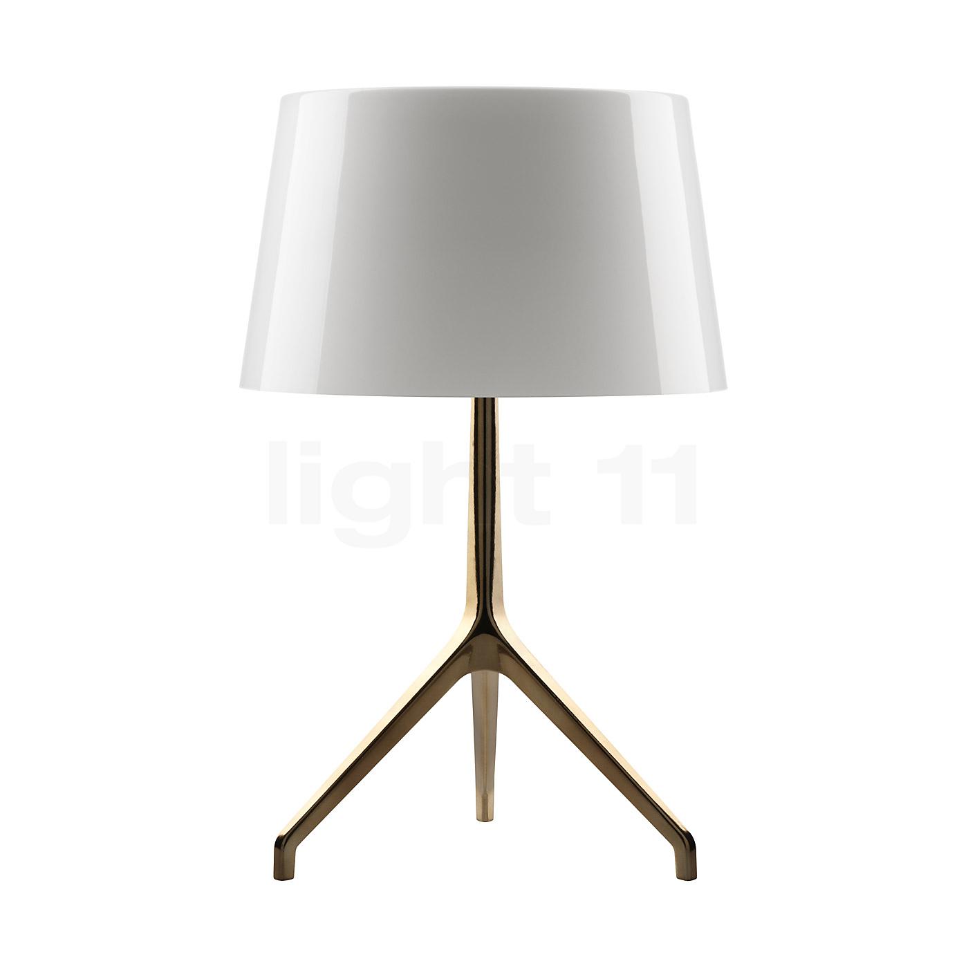 Lampe de bureau xxl - Foscarini lumiere table lamp ...