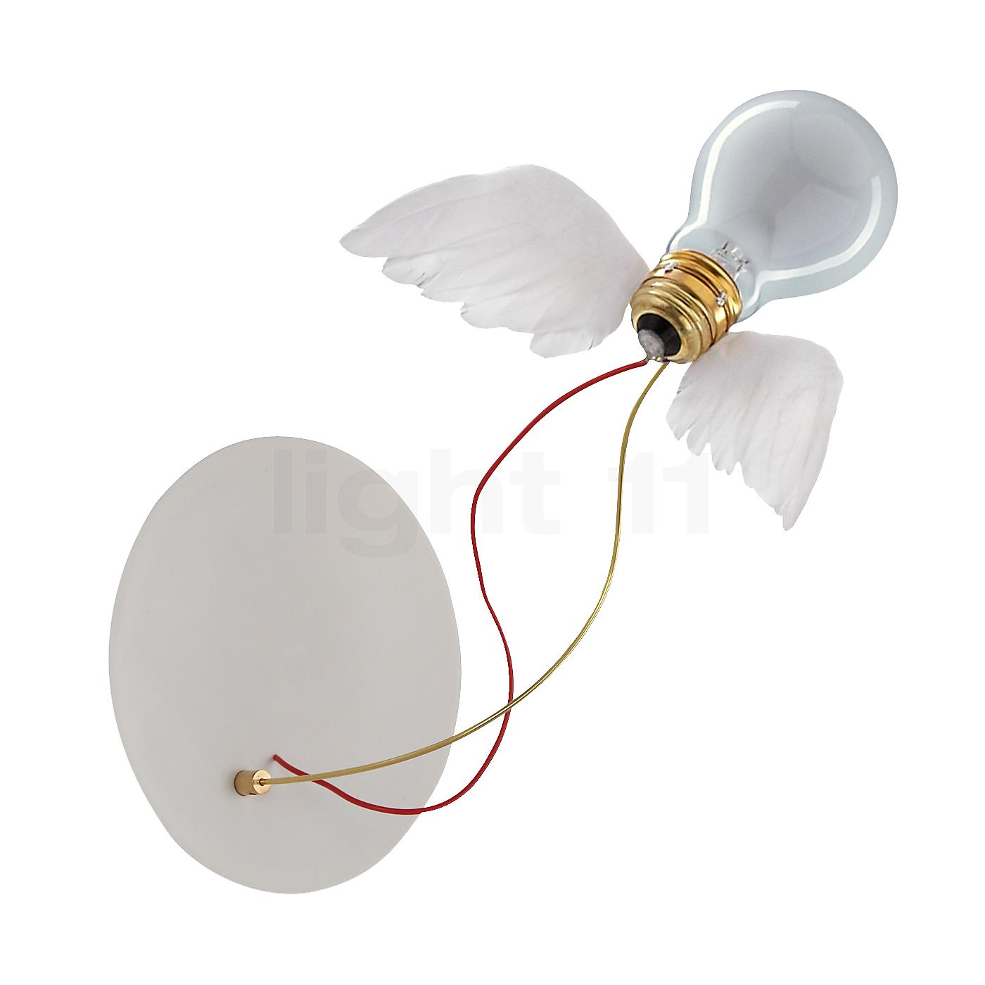 ingo maurer lucellino without transformator wall lights lamps lights. Black Bedroom Furniture Sets. Home Design Ideas