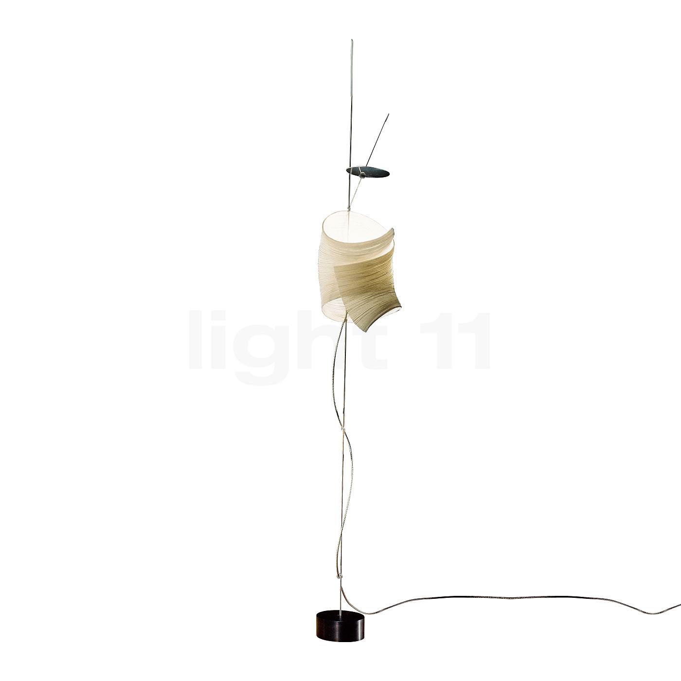 ingo maurer the tribe watapunga lampadaires lampes luminaires. Black Bedroom Furniture Sets. Home Design Ideas