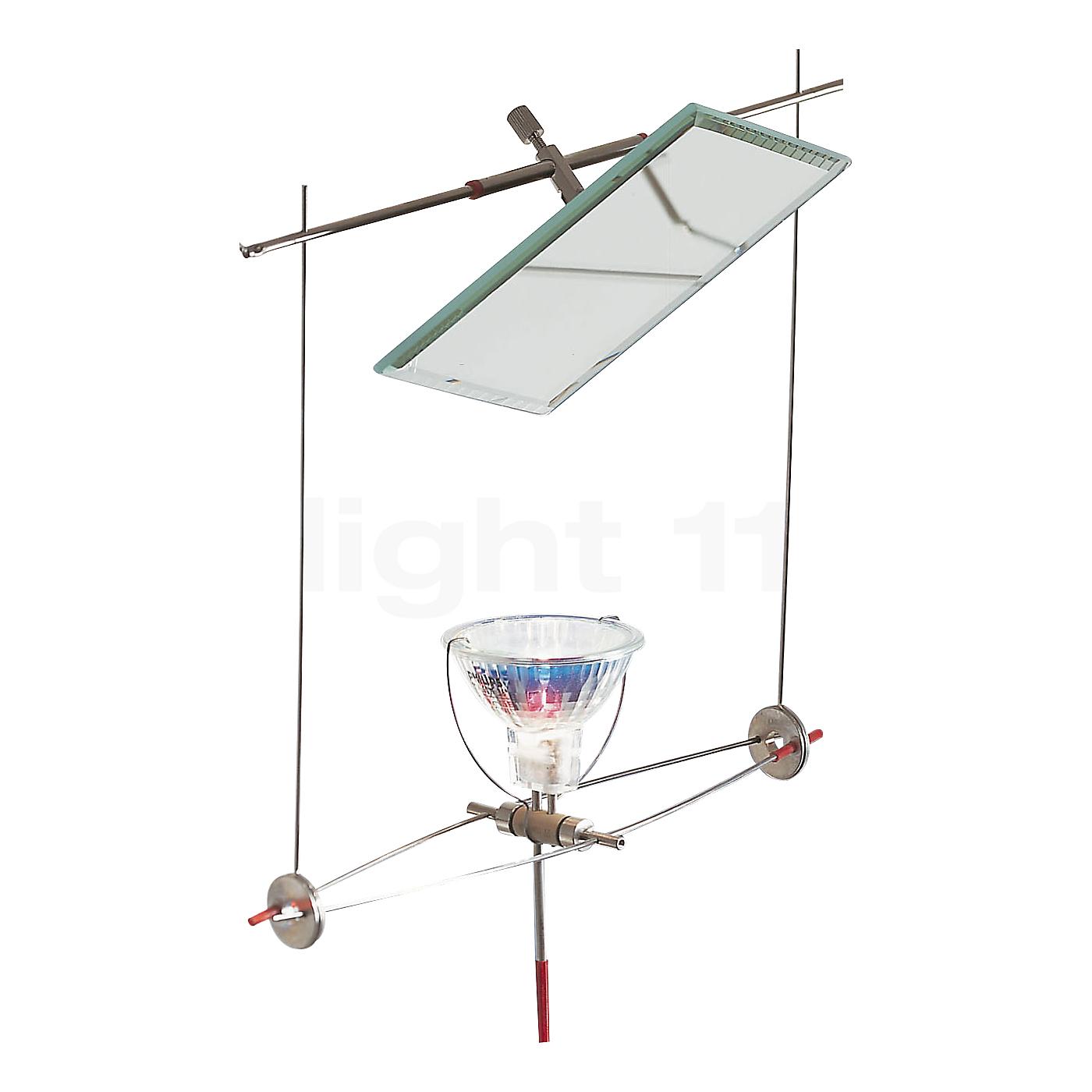yayaho element 2 mit spiegel seilsysteme von ingo maurer kaufen. Black Bedroom Furniture Sets. Home Design Ideas