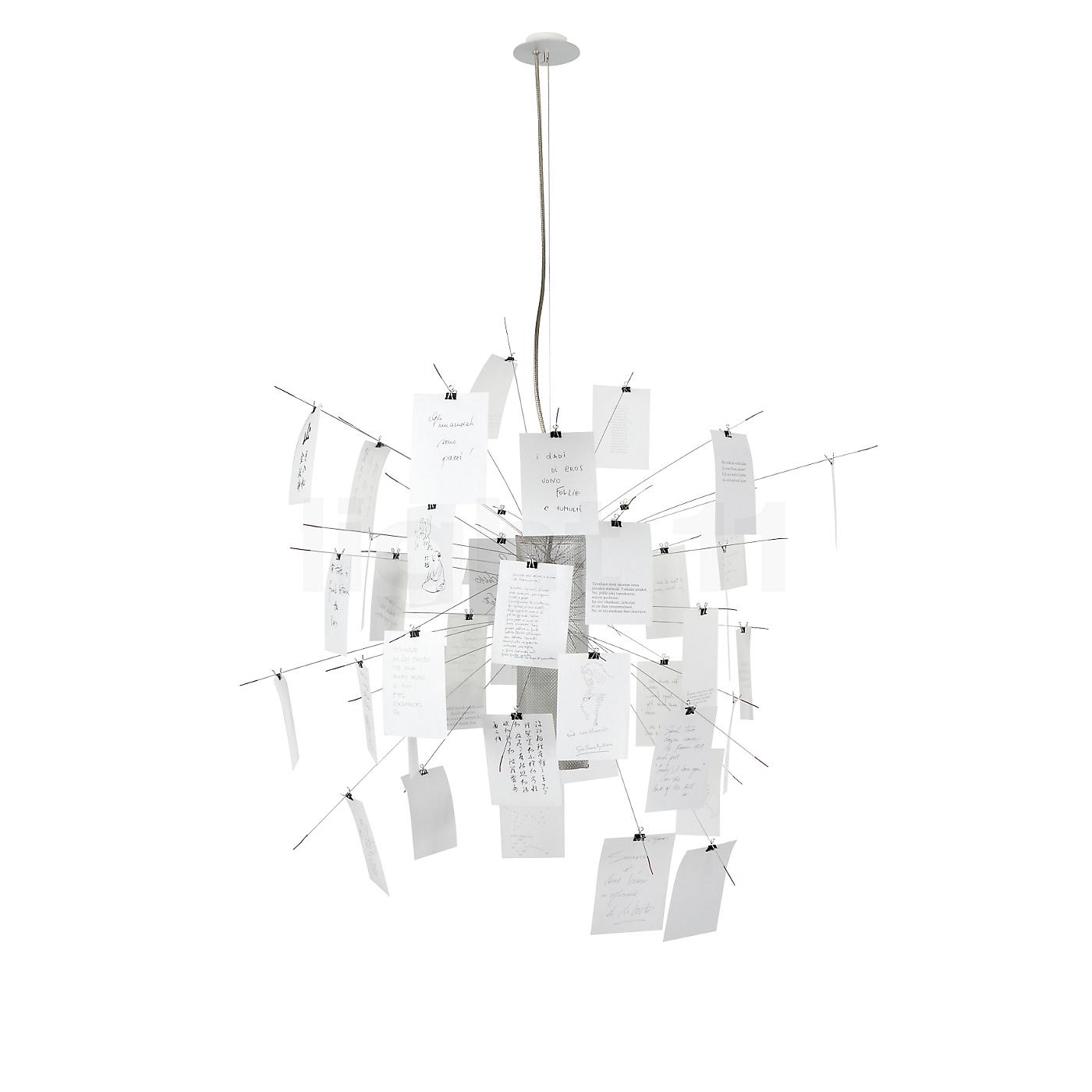ingo maurer zettel 39 z 6 pendant lights buy at. Black Bedroom Furniture Sets. Home Design Ideas