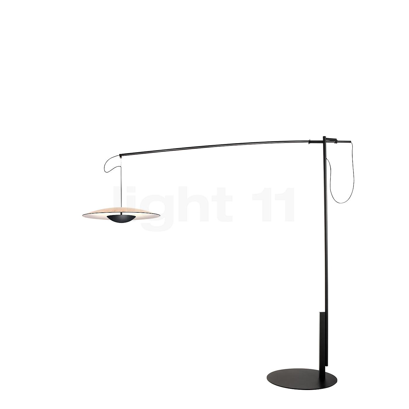 marset ginger xl 42 lampe arc lampadaire en vente sur. Black Bedroom Furniture Sets. Home Design Ideas