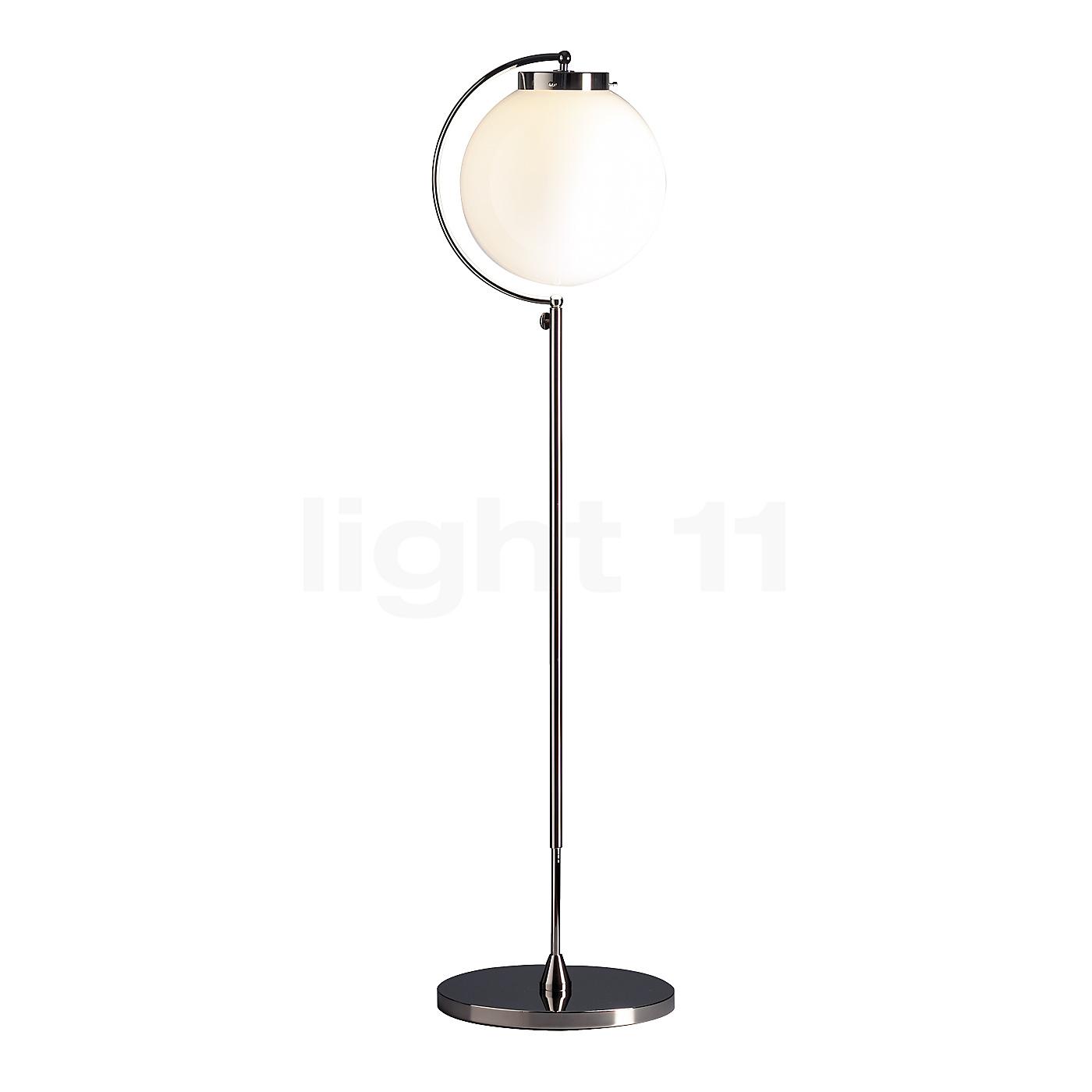 bauhaus dsl 23 floor lamp floor lamps lamps lights. Black Bedroom Furniture Sets. Home Design Ideas