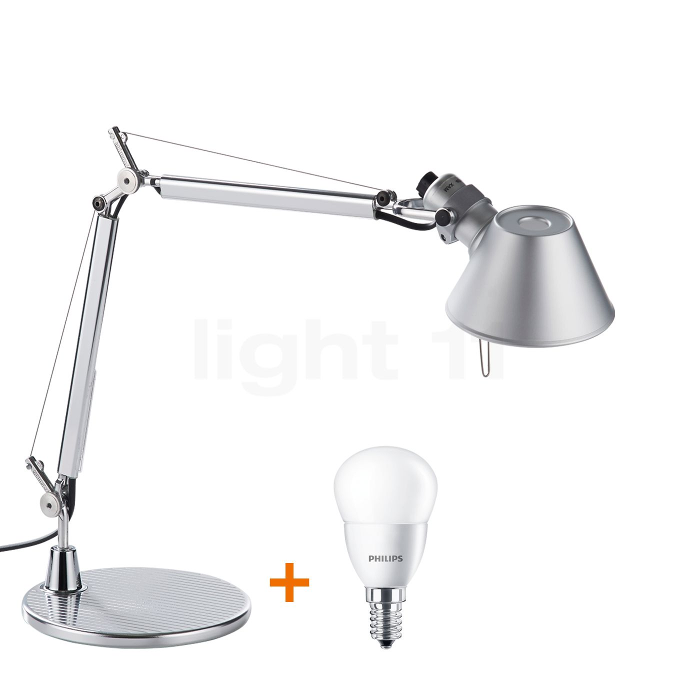 artemide tolomeo micro led preisvergleich leuchte g nstig kaufen bei. Black Bedroom Furniture Sets. Home Design Ideas