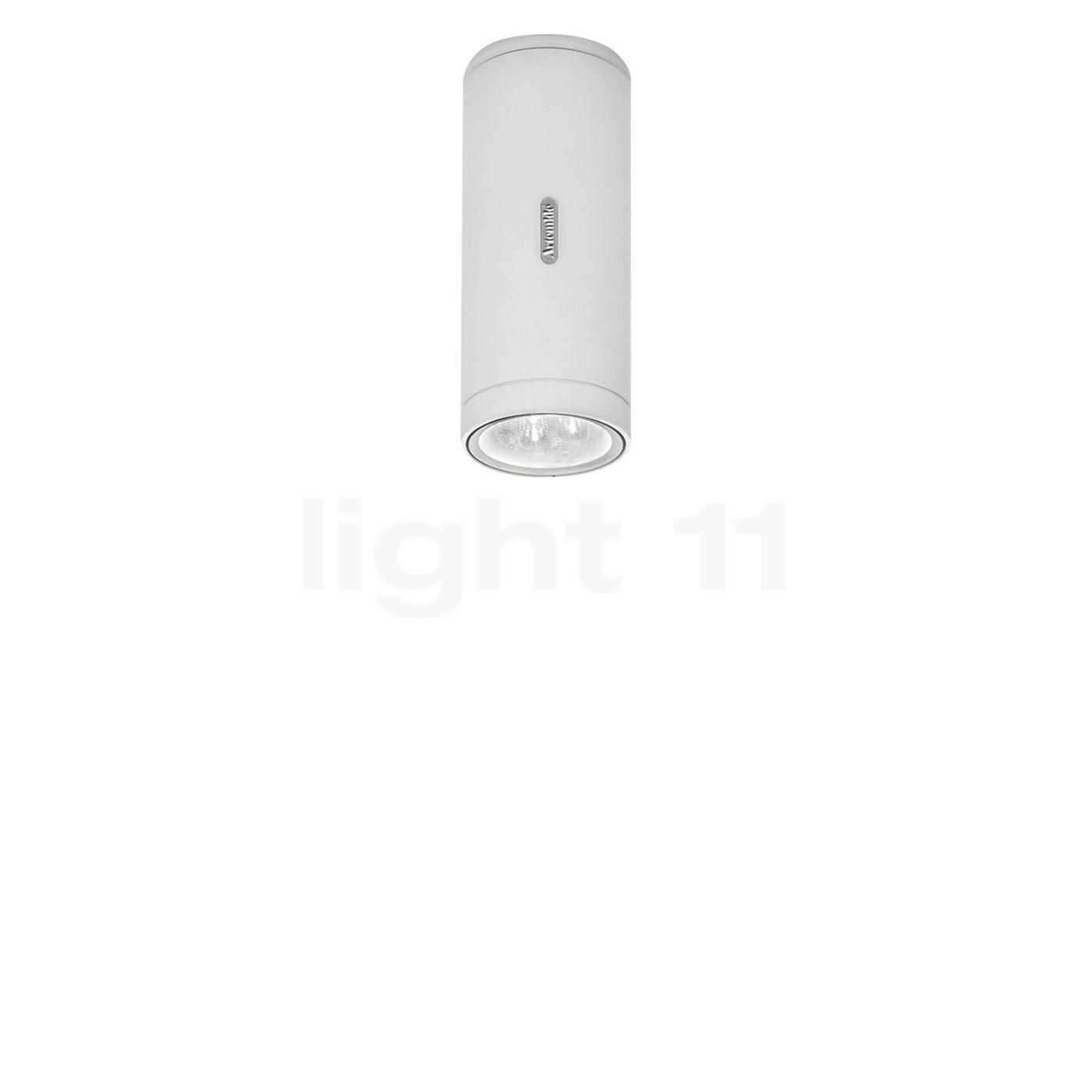 Artemide Calumet Deckenleuchte LED, weiß, 17,8 cm T41931LW00