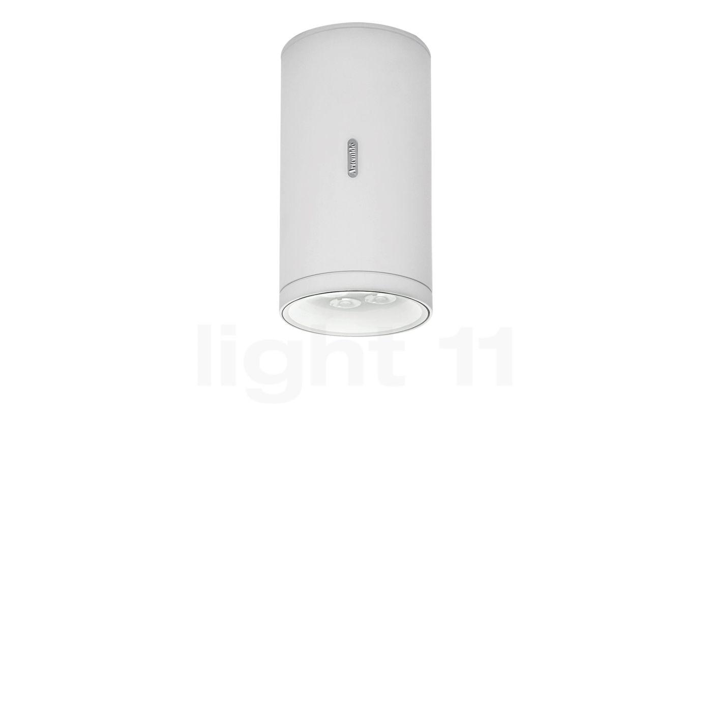 Artemide Calumet Deckenleuchte LED, weiß, 22,8 cm T41961LW00