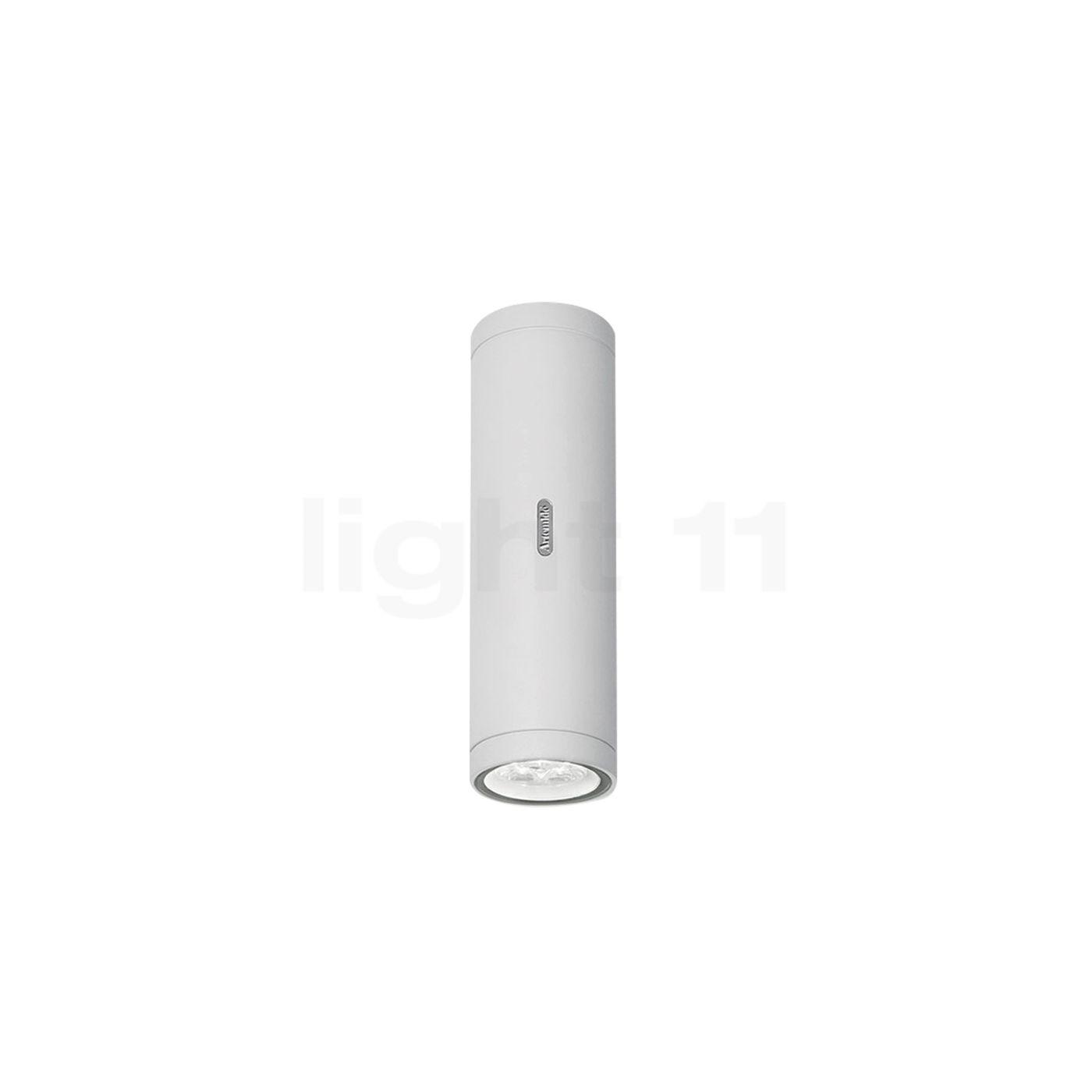 Artemide Calumet Wandleuchte LED, weiß, 25 cm T41911NW00