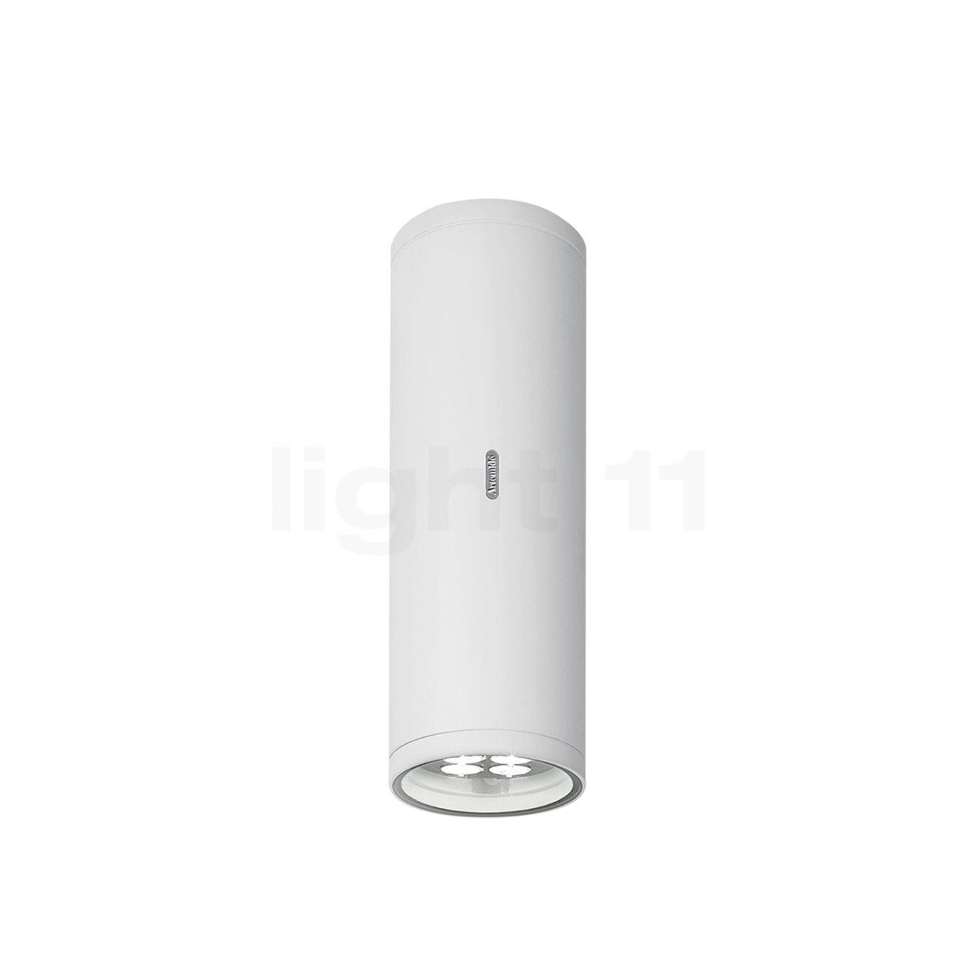 Artemide Calumet Wandleuchte LED, weiß, 35 cm T41941NW00