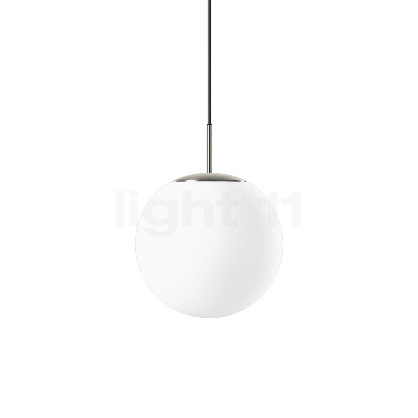 Bega 56590 - Pendelleuchte LED, Edelstahl 56590.2K3
