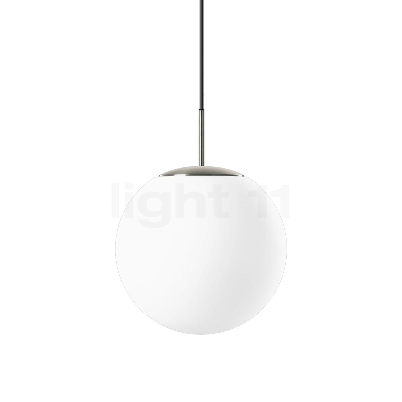 Bega 56591 - Pendelleuchte LED, Edelstahl 56591.2K3