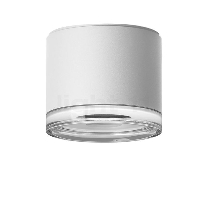 Bega 66058 - Deckenaufbau-Tiefstrahler LED, weiß 66058WK3