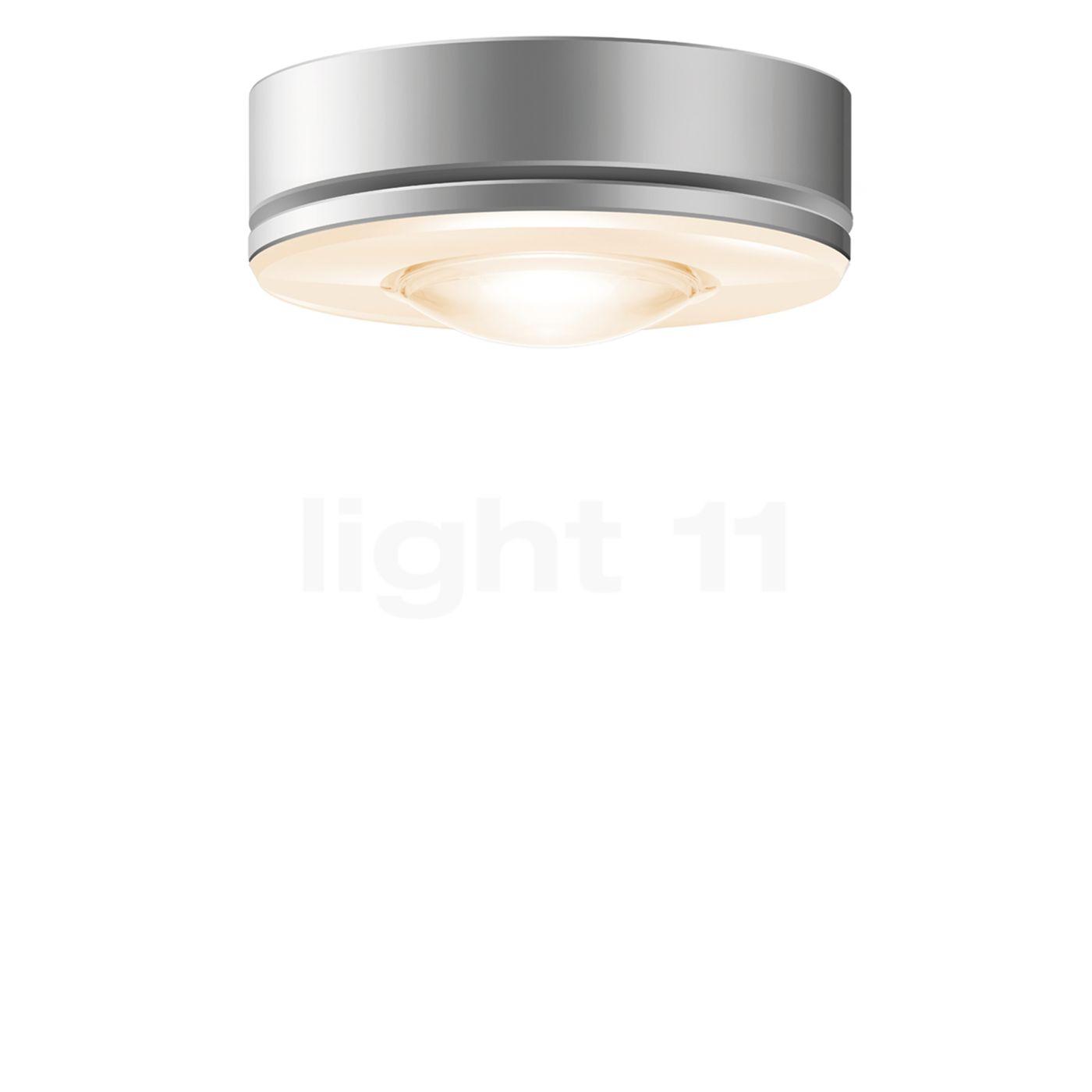 Bruck Euclid Deckenleuchte LED Niedervolt dim2warm, Chrom matt 100872mcgy-xw