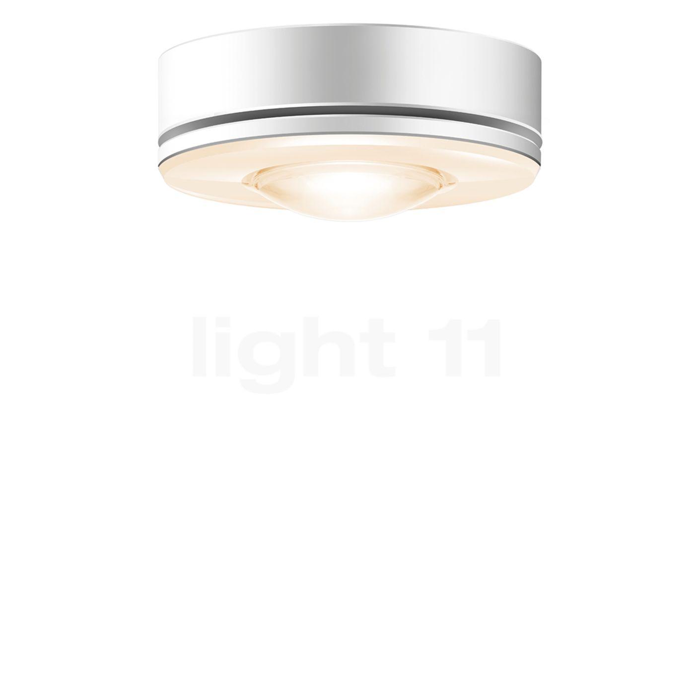 Bruck Euclid Deckenleuchte LED Niedervolt dim2warm, weiß 100872ws-xw