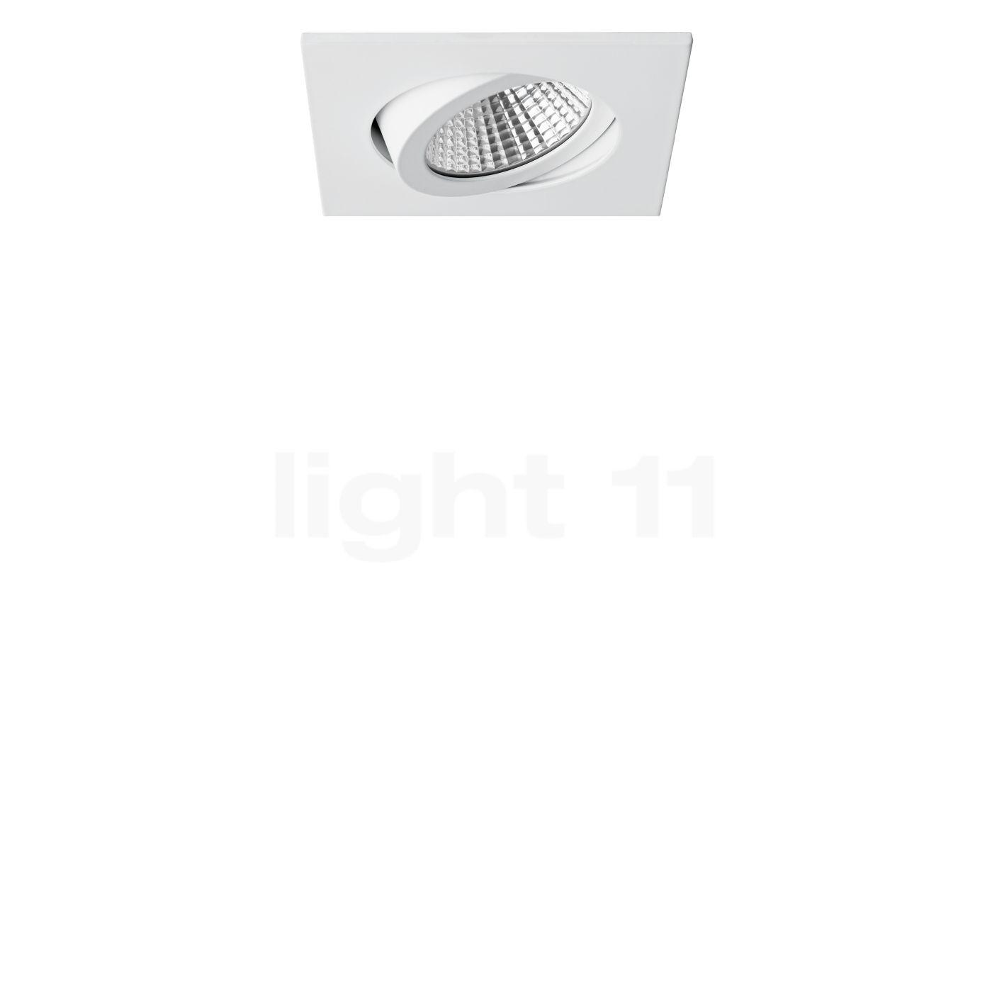 Brumberg 39462 - Einbaustrahler LED dim to warm, weiß 39462073