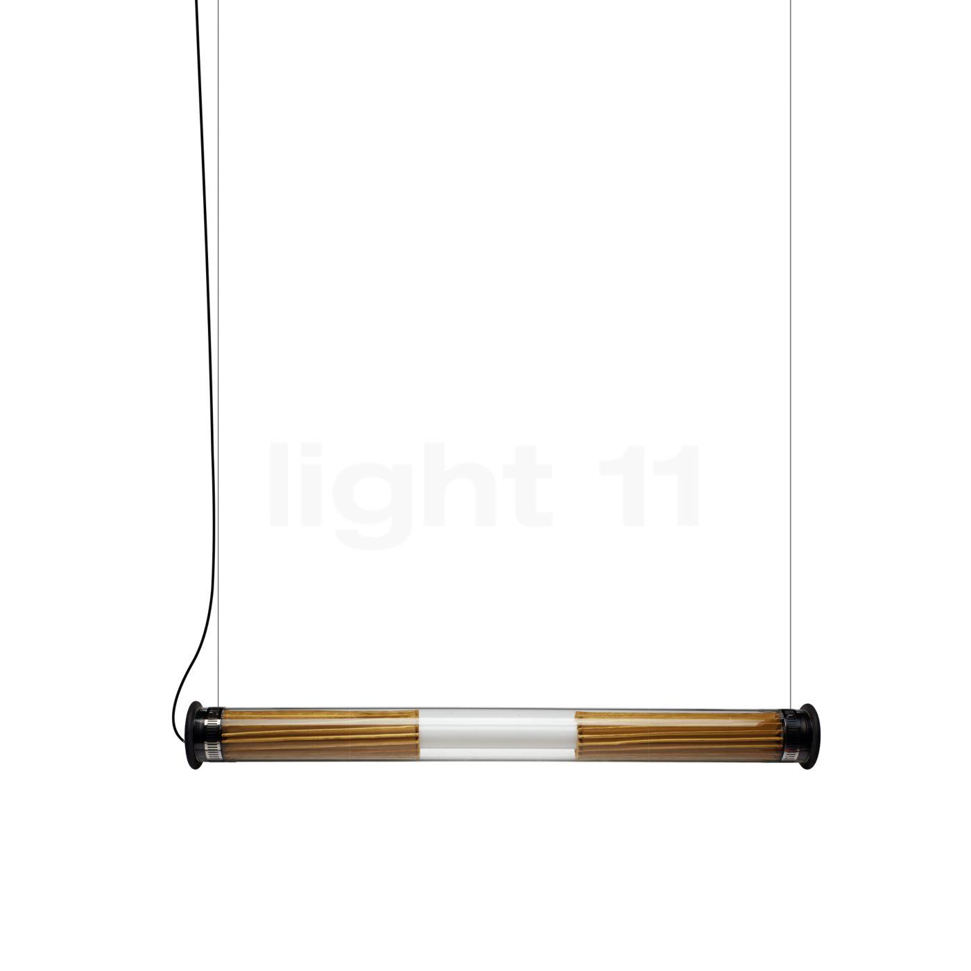 DCW In The Tube 360° - 700 Pendelleuchte LED, Mit Goldmaschen ITT 360-700 GOLD MESH