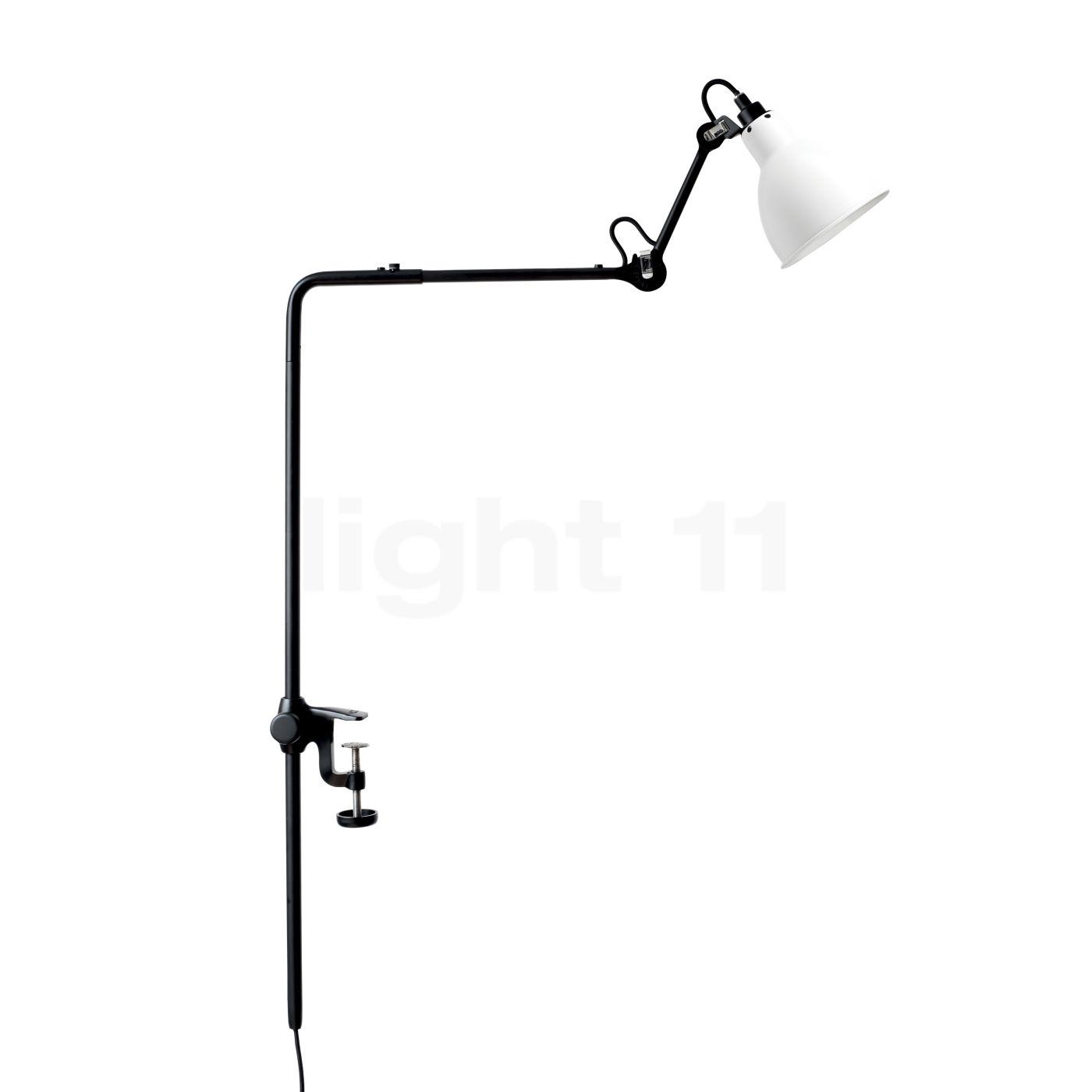 DCW Lampe Gras No 226 Klemmleuchte, weiß 226 BL-WH