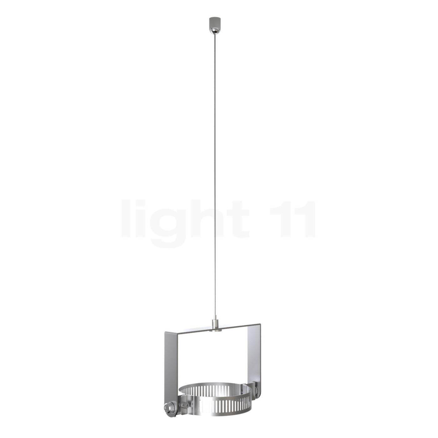 DCW Vertikale Aufhängung für In The Tube 100, Aluminium ITT HANG 1 - 100