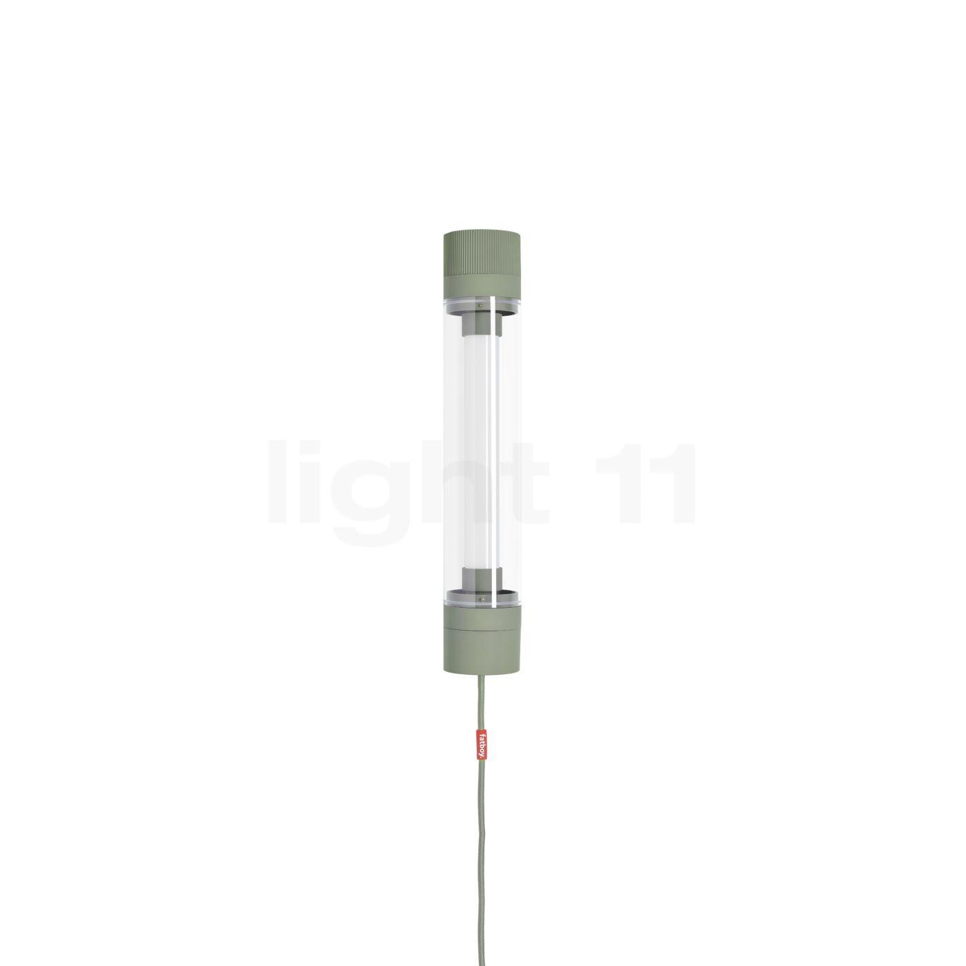 Fatboy Tjoep Wand- und Deckenleuchte LED, Oliv, 50 cm 103724