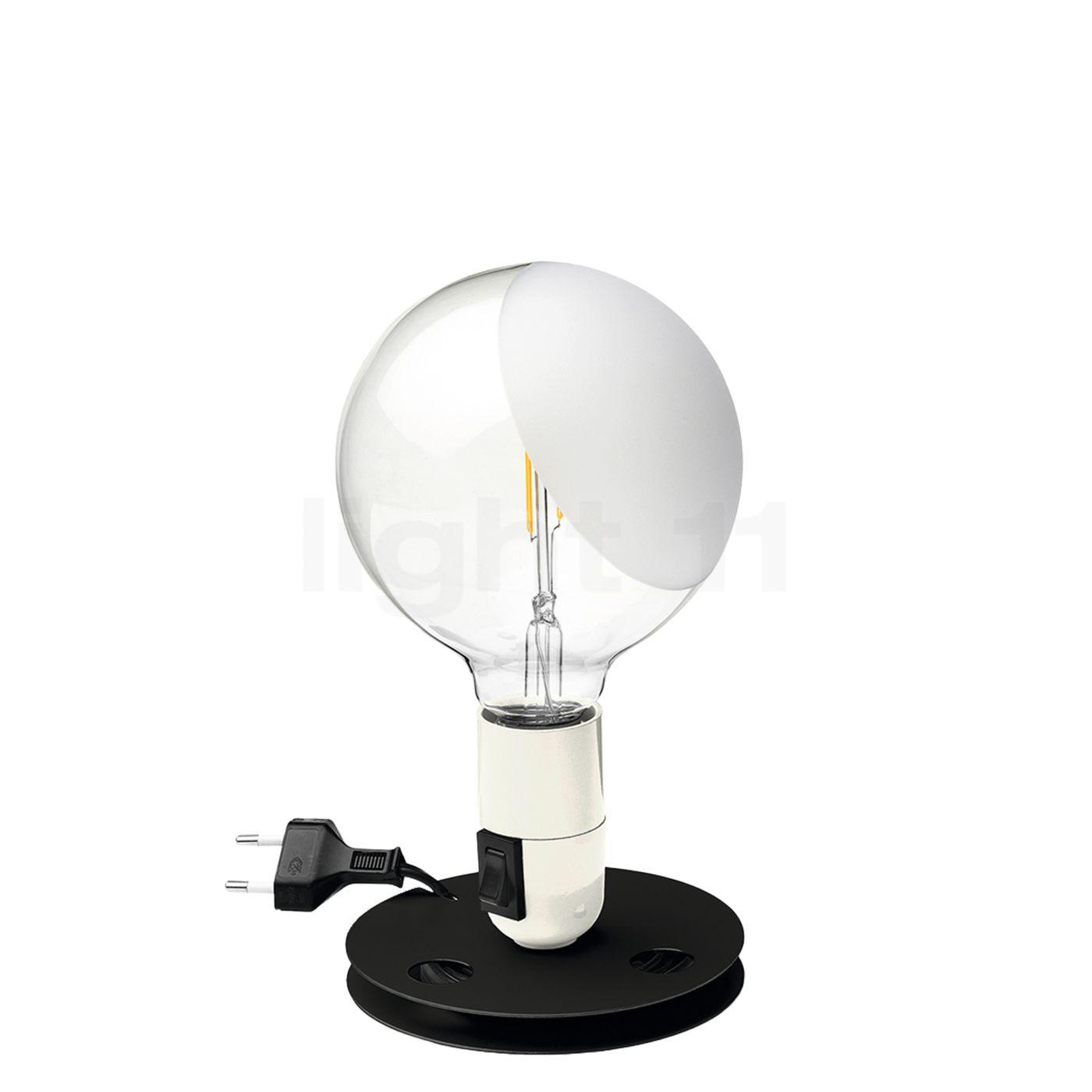 Flos Lampadina LED, weiß F3299009