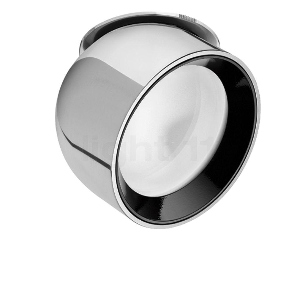 Flos Wan Spot LED, Aluminium poliert 03.6174.05A