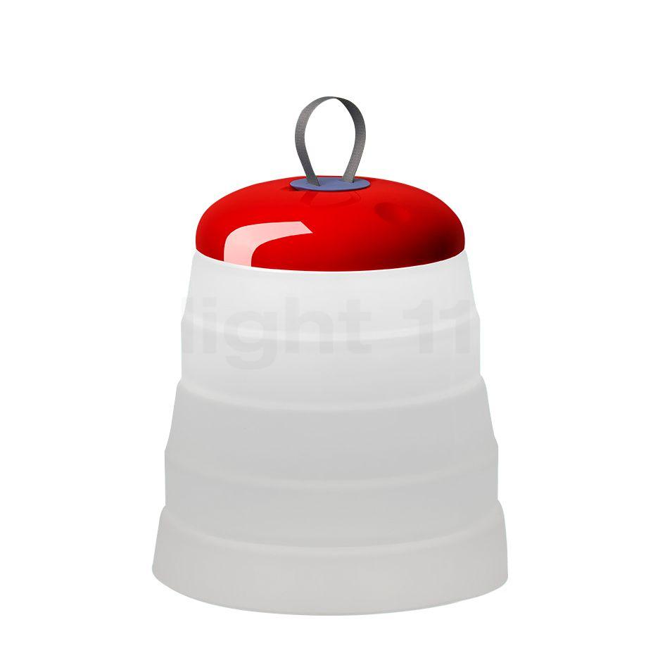 Foscarini Cri Cri LED, rot , Lagerverkauf, Neuware 286001-63