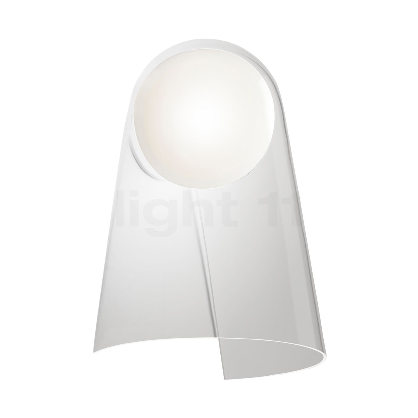 Foscarini Satellight Parete LED, transparent 285025-15
