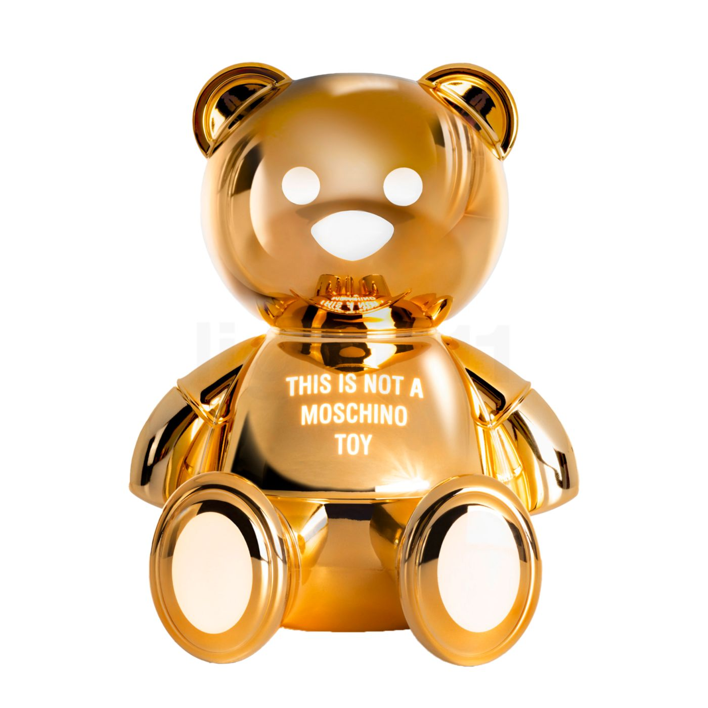 Kartell Toy, gold 0883700