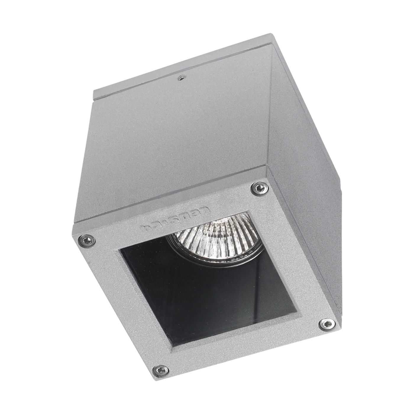 LEDS-C4 Afrodita GU10 Deckenleuchte, grau 15-9480-34-37
