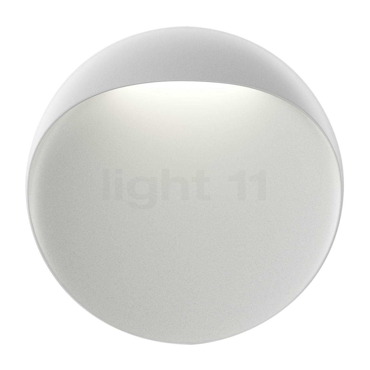 Louis Poulsen Flindt Wandleuchte LED, weiß, ø40 cm 5747402209