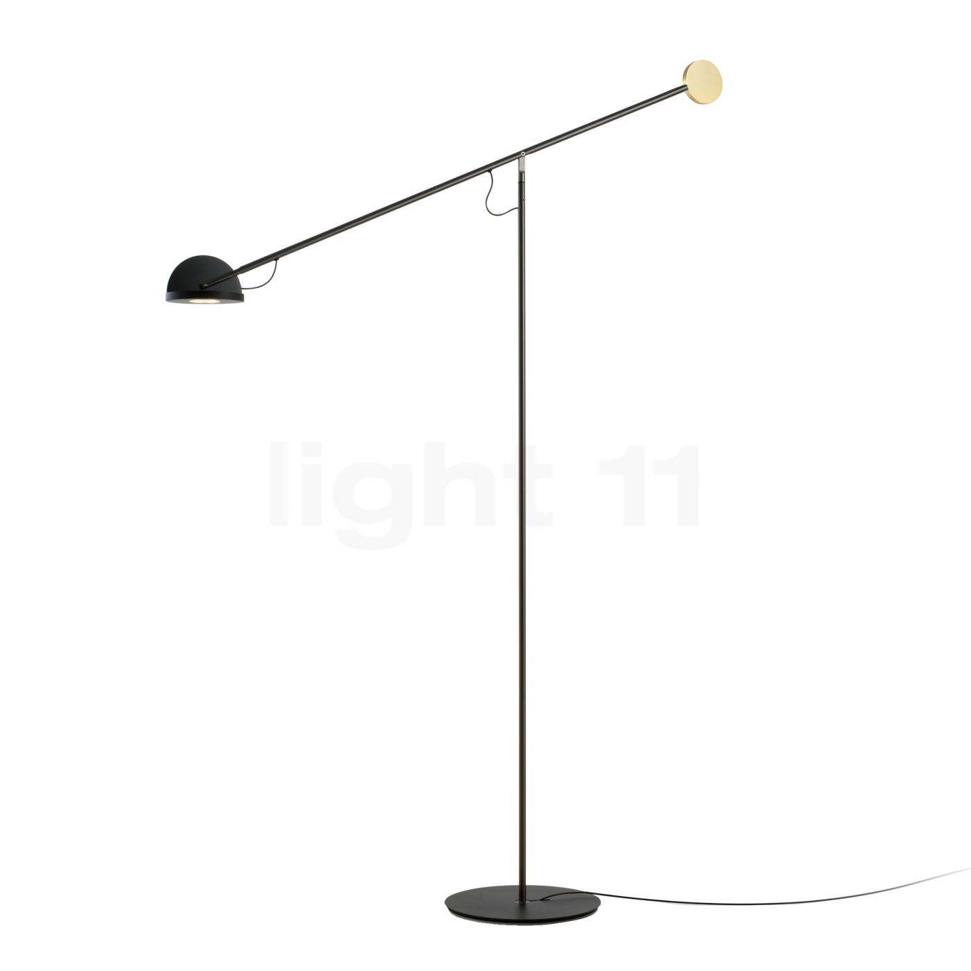 Stehleuchte Gold Schwarz. Awesome Awesome Lampe Schwarz Gold At ...