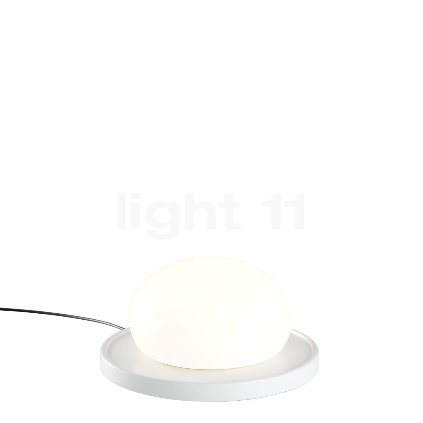 Marset Bolita Tischleuchte LED, weiß A695-001