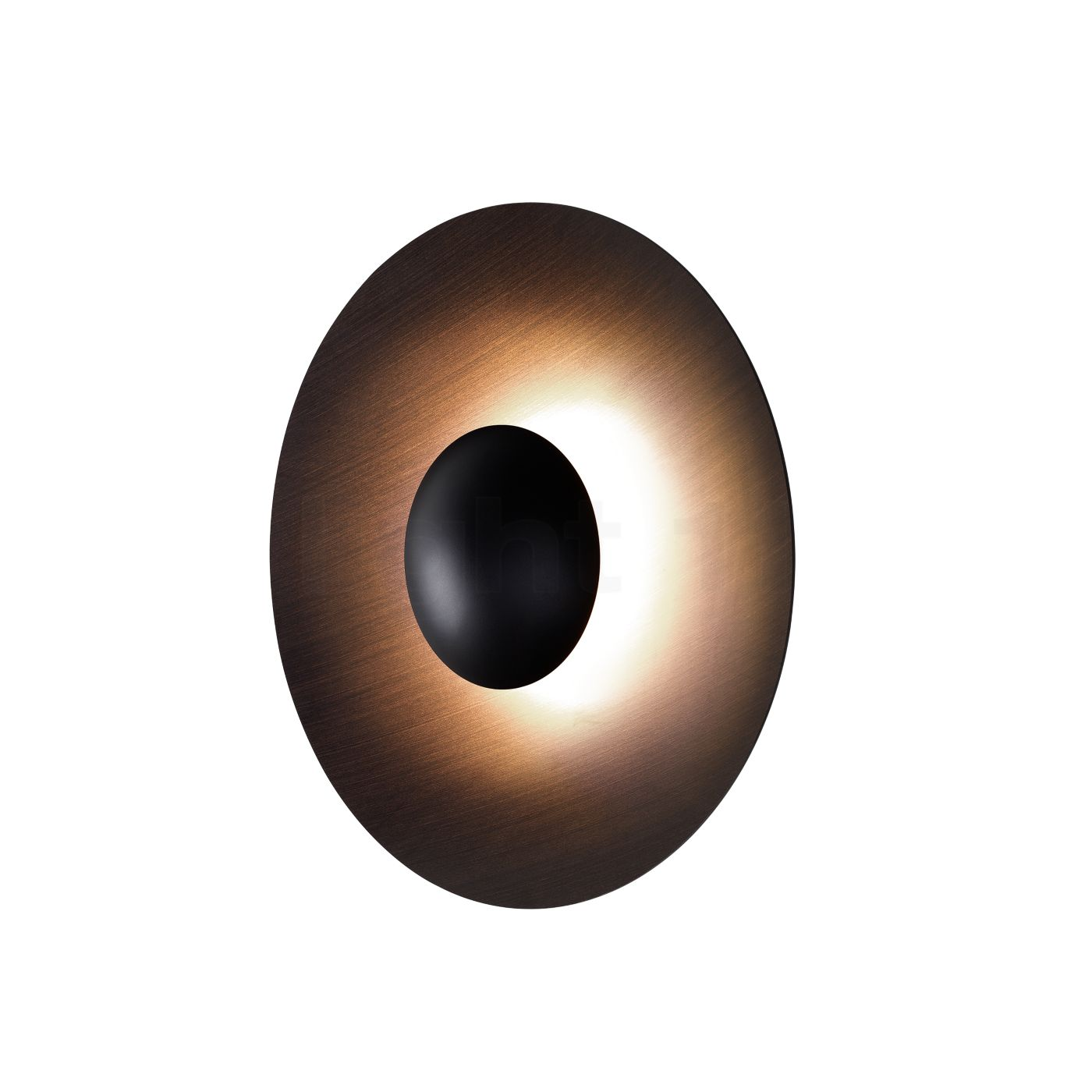Marset Ginger 42 Wand-/Deckenleuchte LED, Wenge A662-153