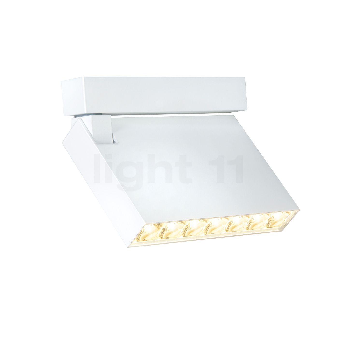 Mawa FBL-21 Aufbaustrahler LED, weiß matt fbl-21-7-9016