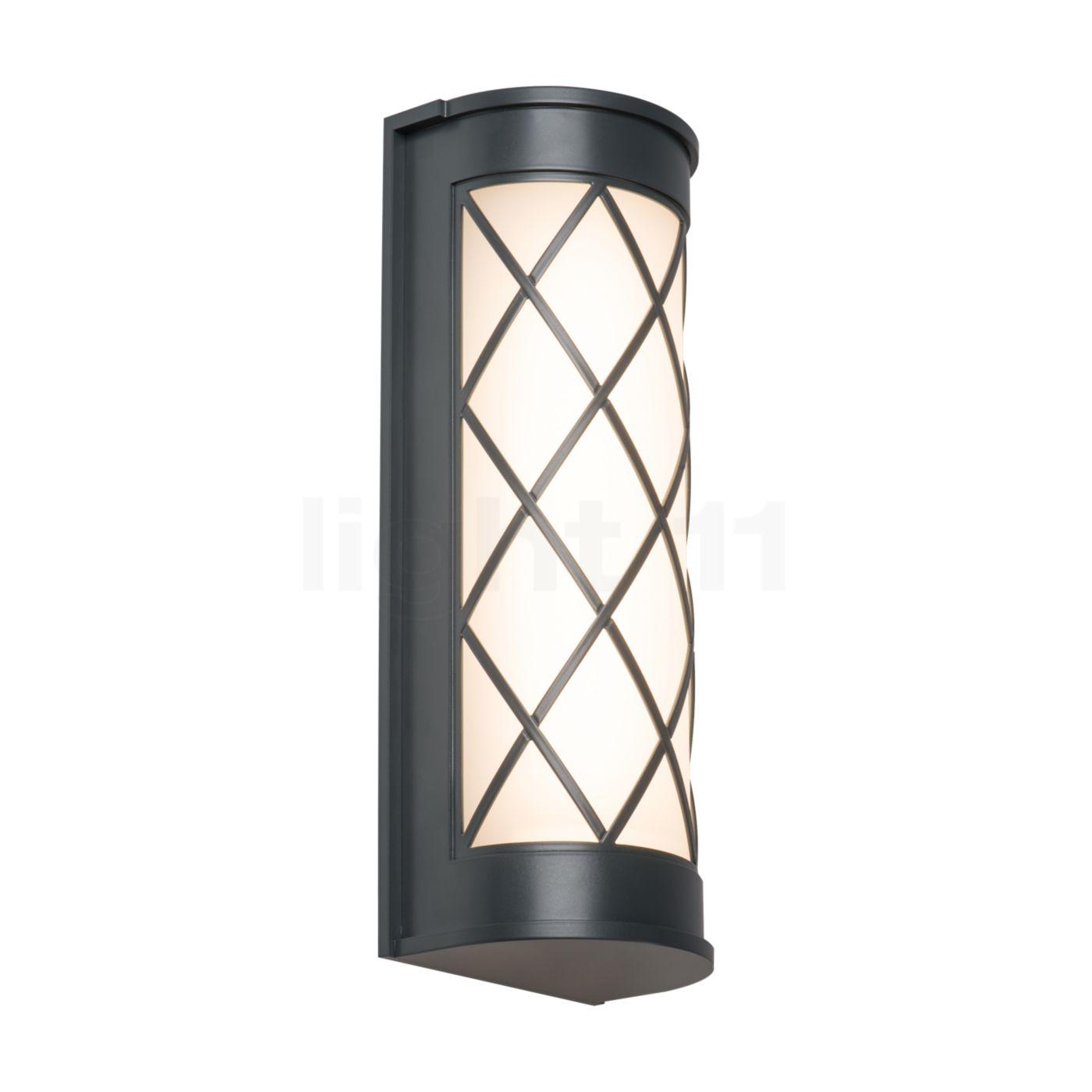 Mawa Grunewald Wandleuchte LED, bronze metallic gu1-2700-br