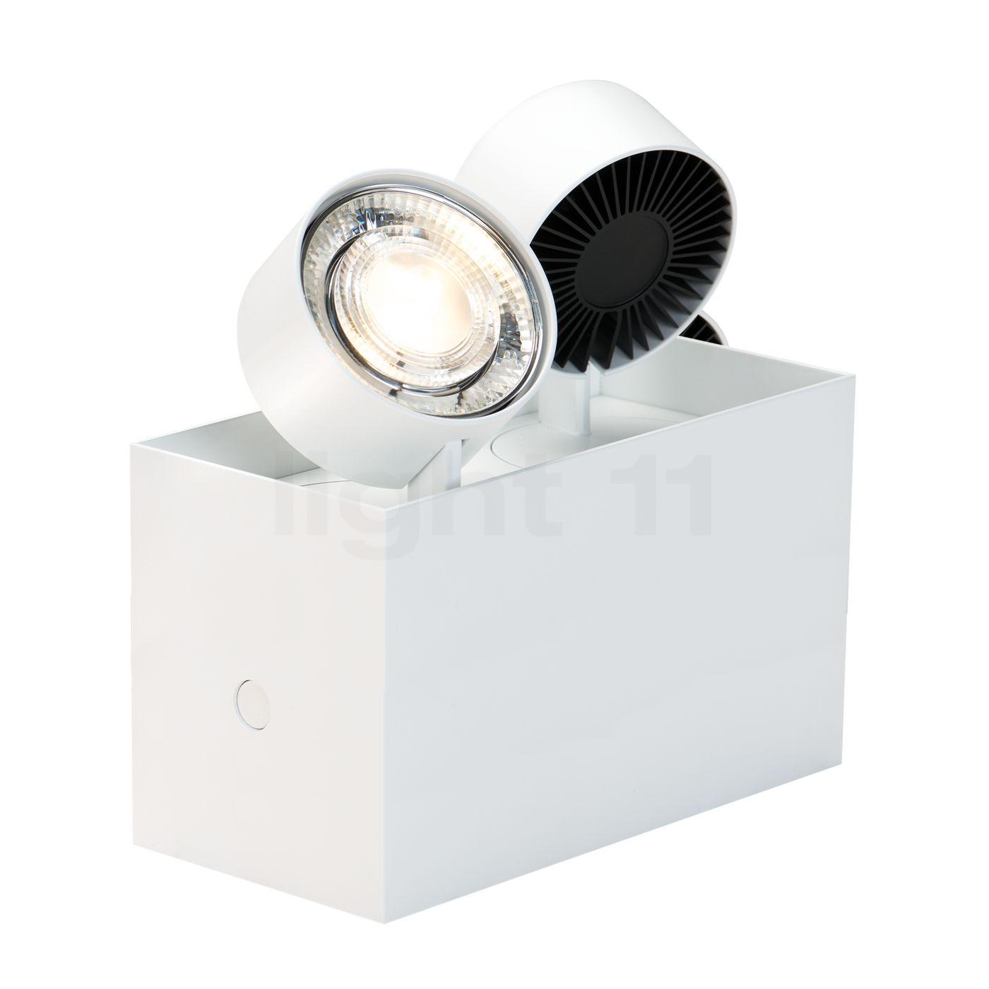 Mawa Wittenberg 4.0 Parkett Bodenleuchte LED, weiß wi4-bod-2e-hb-9016