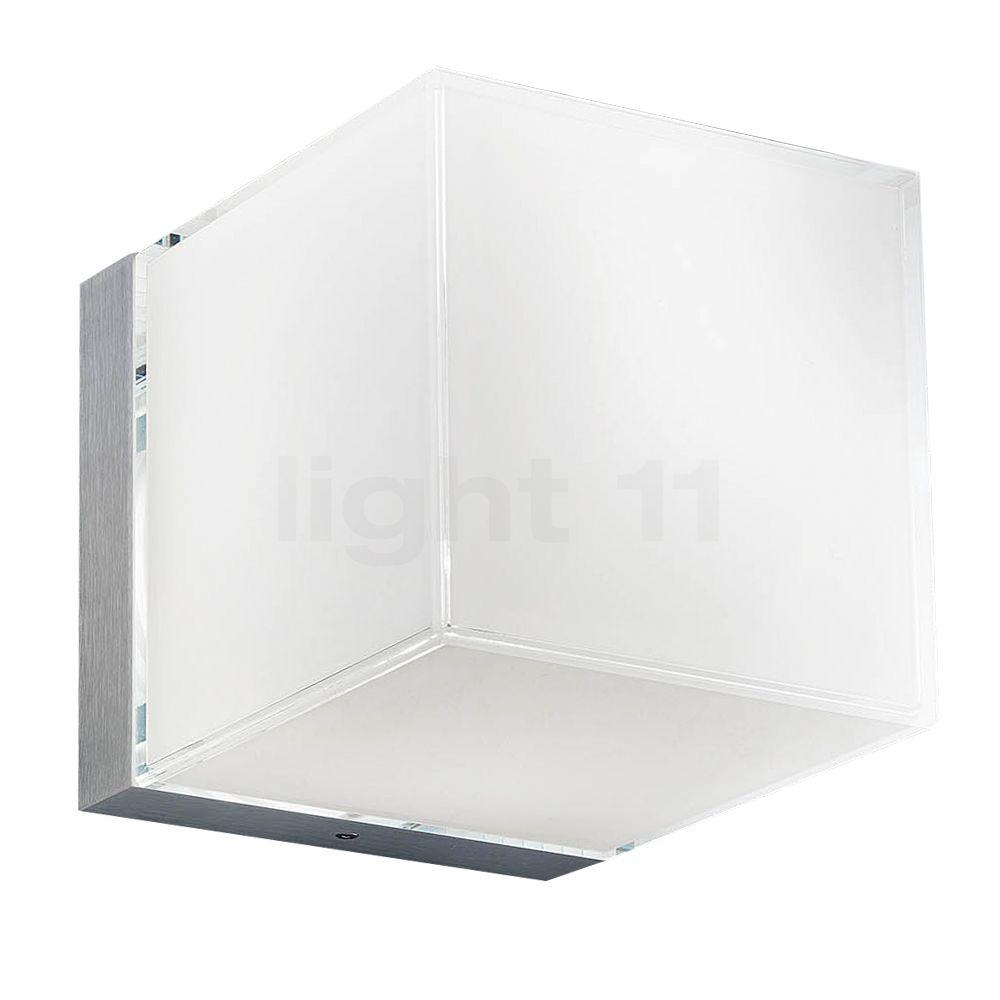 Morosini Dice Wand-/Deckenleuchte LED, weiß, 15 cm, 3.000 K 0362PP08BLL3