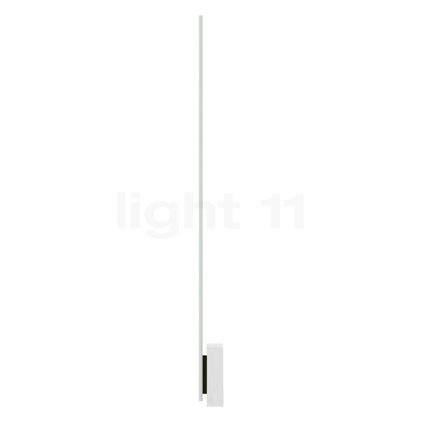 Nemo Linescapes Stehleuchte LED, weiß/grau LIN LW2 21